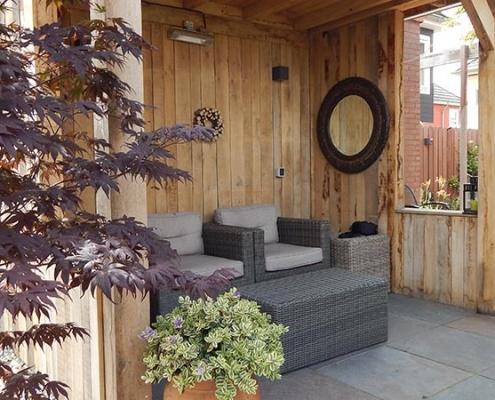 Romantische tuin - aanleg Rosmalen