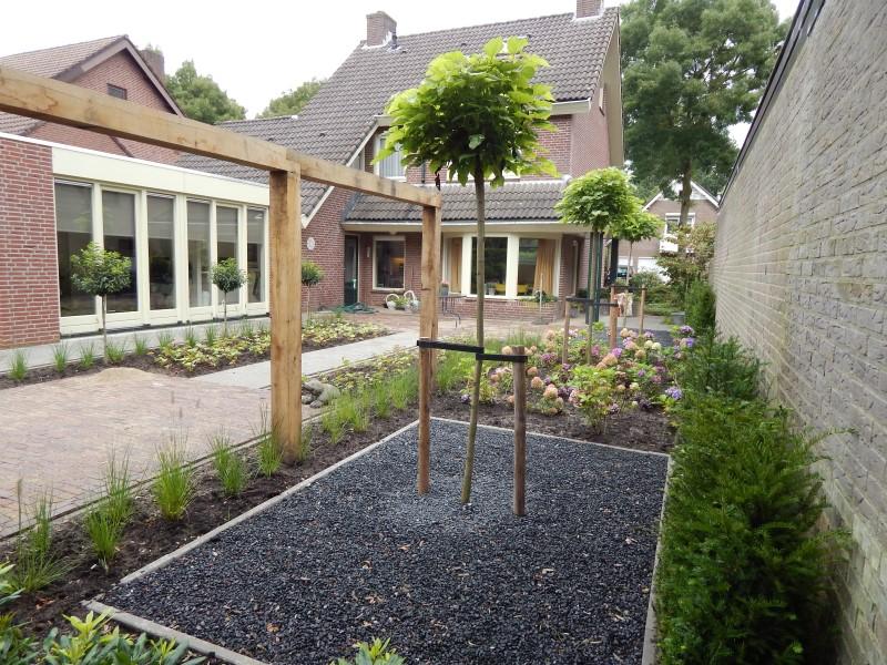 Tuin aanleggen Oss