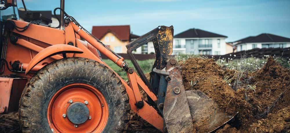 Tuinproblemen nieuwbouw