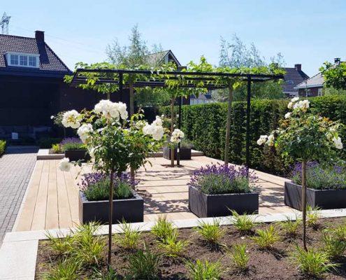 Villatuin aanleggen Rosmalen
