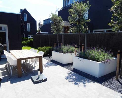 Gezellige tuin ontwerp kinderen Rosmalen